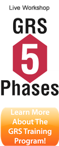 Get-Real Selling 5 Phases - The GRS Training Program
